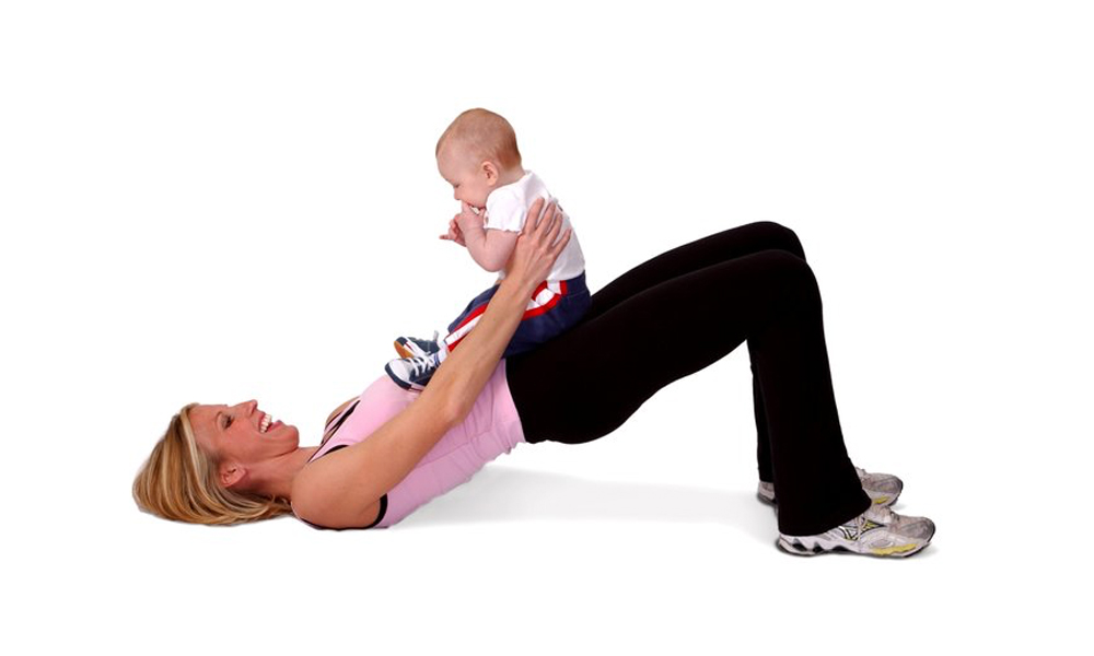 Unity Studios - Recover after birth - post natal exercise